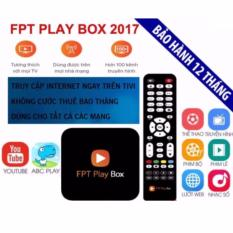 Hình ảnh Android TV box-FPT PLAY BOX-đẳng cấp thương hiệu