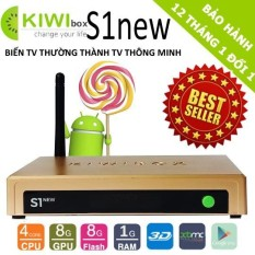 Hình ảnh ANDROID TV BOX KIWI S1 NEW