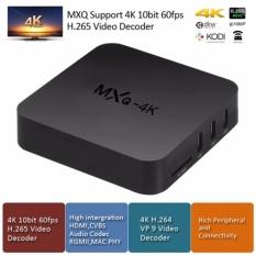 Giá Bán Android Tv Box Mxq 4K Đen Mới