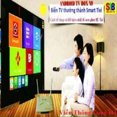 Mua Bộ Trộn Goi Android Tv Box N9 4K Ultra Hd Myk Rẻ Long An