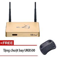 Chiết Khấu Android Tv Box V9Plus Ram 2Gb Rom 8Gb Chuột Bay Ukb500 Gold Onlinetv Trong Vietnam