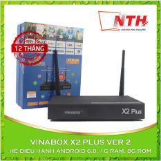 Hình ảnh ANDROID TV BOX VINABOX X2 PLUS VER 2