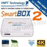 Giá Bán Android Tv Box Vnpt Smartbox 2 Trắng Chip Lõi Tứ Ram 2Gb Có Thương Hiệu