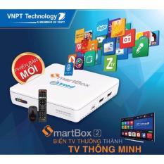 Hình ảnh Android TV Box VNPT SmartBox 2 (trắng)-tặng chuột ko dây