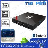 Ôn Tập Android Tv Box X96 Ii New Phien Bản 2G Ram 16G Bộ Nhớ Trong Co Bluetooth Cpu S905W Va Android 7 Tivi Thường Thanh Smarttv Android
