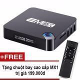 Mã Khuyến Mại Android Tv Enybox Em95X Ram 1Gb Rom 8Gb Chip S905X Tặng Chuột Bay Mx1 Enybox Mới Nhất