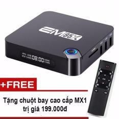 Giá Bán Android Tv Enybox Em95X Ram 1Gb Rom 8Gb Chip S905X Tặng Chuột Bay Mx1 Mới
