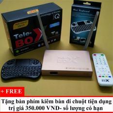 Cửa Hàng Androidbox Telebox T8 New 2017 Tặng Kem Bộ Phim Mini Kiem Chuột Khong Day Cao Cấp Telebox Trực Tuyến