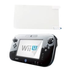 Hình ảnh Anti-Glare LCD Screen Clear Film Protector Cover for Nintendo Wii U Gamepad (Intl)
