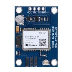 Hình ảnh APM2.5 UBlox NEO-M8N GPS Module GYGPSV1-8M 3-5V GYGPSV5-NEO for Pixhawk APM - intl