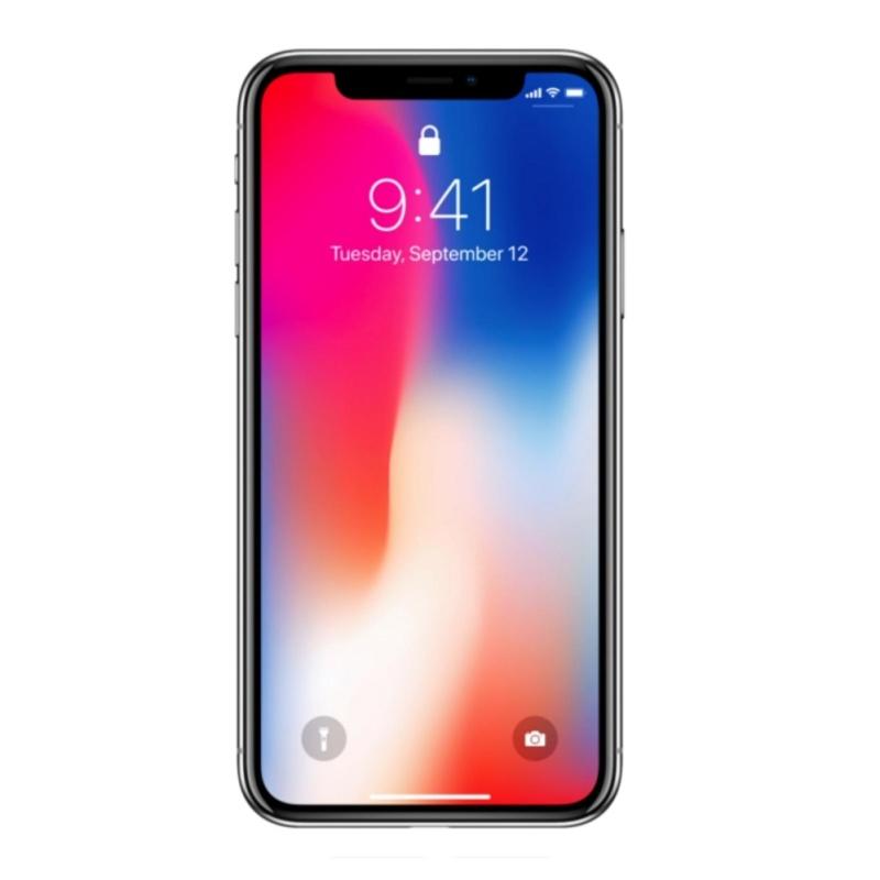 Apple iPhone X 256GB (Xám) - Hàng nhập khẩu