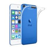 Mã Khuyến Mại May Nghe Nhạc Apple Ipod Cảm Ứng 6 Smartphone Ốp Lưng Thời Trang Mỏng Dẻo Silicone Mềm Danh Cho Ipod Touch 6 Pha Le Cao Cấp Một Nửa Trong Suốt Tpu Quốc Tế Trong Trung Quốc