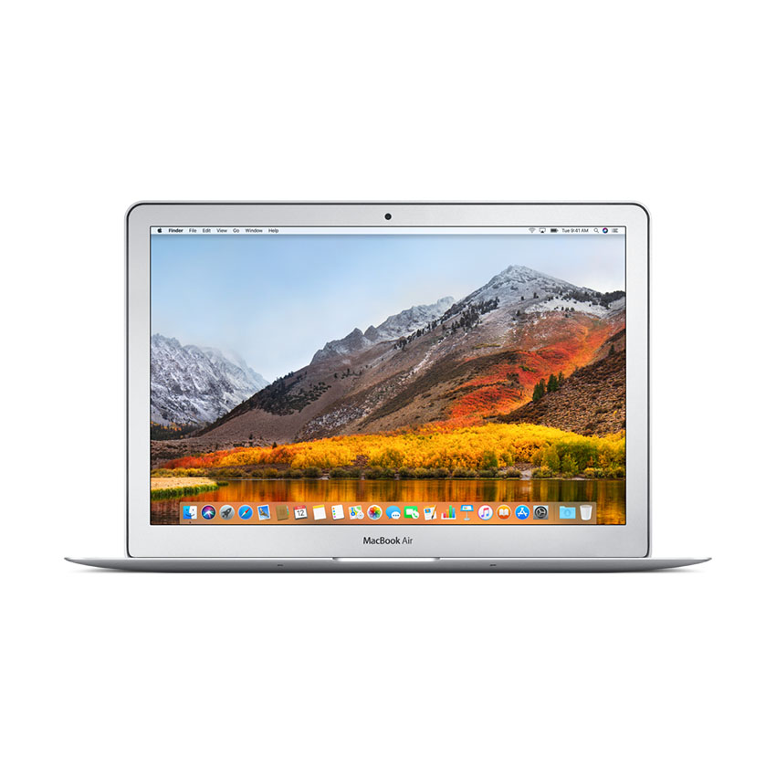 Hình ảnh Apple MacBook Air 13-inch 1.8GHz dual-core Intel Core i5 128GB Silver