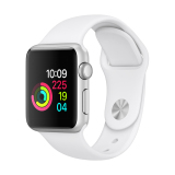 Chiết Khấu Apple Watch Series 1 38Mm Silver Aluminium Case With White Sport Band Apple Hồ Chí Minh