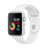 Bán Apple Watch Series 1 42Mm Silver Aluminium Case With White Sport Band Có Thương Hiệu