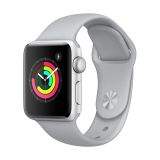Giá Bán Apple Watch Series 3 Gps 38Mm Silver Aluminium Case With Fog Sport Band Nguyên
