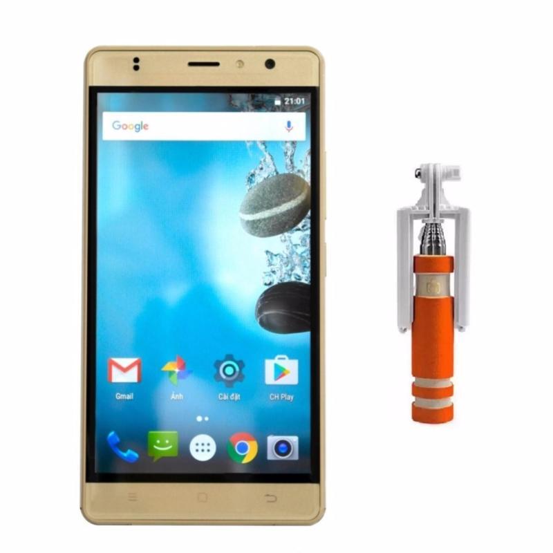 ArbutuS Ar3 Plus 16GB (Vàng) + Gậy Chụp ảnh - Hàng nhập khẩu