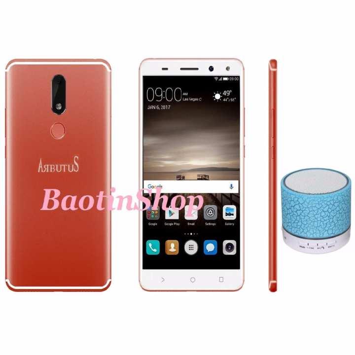 Arbutus Max 8s 32G Ram 2GB (Đỏ) + Loa Bluetooth - Hàng nhập khẩu