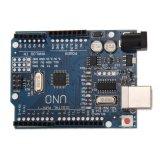 Giá Bán Arduino Atmega328P Ch340G Uno R3 Ban Cap Usb Acrylic Hộp Bộ Quốc Tế Not Specified Nguyên