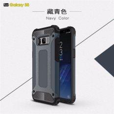 Ao Giap Silicone Thả Lưng Ốp Lưng Danh Cho Samsung Galaxy Samsung Galaxy S8 Mau Xanh Navy Intl Oem Chiết Khấu 40