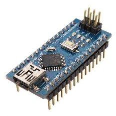 ATmega328P Arduino Tương Thích Nano V3 Phiên Bản Cải Tiến Không Cáp