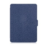 Giá Bán Aukey New Smart Magnetic Wake E Book Readers Leather Case For Kindle Paperwhite 4 Colors Intl Nhãn Hiệu Aukeycn