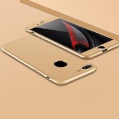 Bakeey 3 Trong 1 Đoi Nhung 360 ° Bảo Vệ Đầy Đủ Cứng May Tinh Cover Cho Iphone 7 Plus 5 5 Inch Quốc Tế Mới Nhất