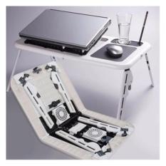 Hình ảnh Bàn để laptop đa năng bằng nhựa ABS cao cấp có quạt tỏa nhiệt - Kmart