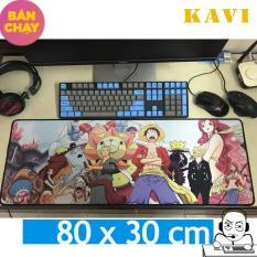 Hình ảnh Bàn di chuột KAVI, miếng lót chuột cỡ lớn 80x30cm cho game thủ Việt (Nhiều hình)