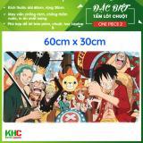Bán Ban Di Chuột Loại Lớn One Piece 2 Size 60X30 Mẫu 2017 Vitinhkimhai Có Thương Hiệu