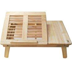 Hình ảnh Bàn laptop gỗ cao su tự nhiên Đức Thành 22311