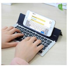 Hình ảnh Bàn phím bluetooth đa năng cho tabs, máy tính bảng, điện thoại _ T-Shop VN