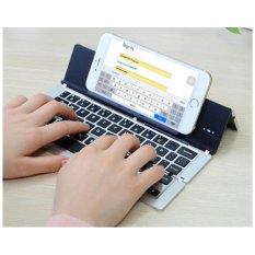 Cửa Hàng Bán Ban Phim Bluetooth Đa Năng Cho Tabs May Tinh Bảng Điện Thoại Phụ Kiện Cho Ban Vip 368