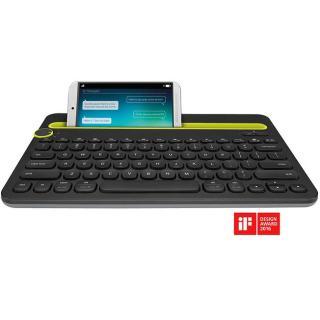Bàn phím Bluetooth đa thiết bị Logitech K480 - Hãng phân phối chính thức thumbnail