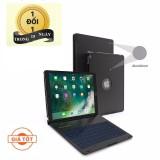 Ôn Tập Ban Phim Bluetooth Danh Cho Ipad Pro 10 5 Cao Cấp Mau Đen Hang Nhập Khẩu Tặng Kem Chuột Quang Oem
