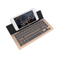 Bán Ban Phim Bluetooth Dung Cho Điện Thoại Ipad May Tinh Bảng Keyboard Kiem Gia Đỡ Sang Trọng Nhập Khẩu