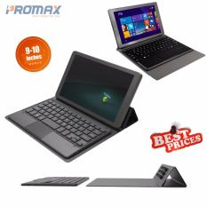 Bán Ban Phim Bluetooth Tich Hợp Chuột Promax F10 Cho Tablet Android Ios Va Windows 9 10 Inch Oem Rẻ
