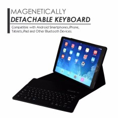 Hình ảnh Bàn phím kiêm bao da Bluetooth cho iPad Air, iPad Air 2, iPad Pro 9.7'' và iPad New 2017 - Phụ kiện cho bạn vip 368