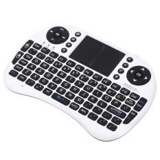 Bàn phím kiêm chuột đa năng Mini Keyboard (Trắng)