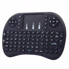 Giá Tiết Kiệm Khi Sở Hữu Bàn Phím Kiêm Chuột Không Dây UKB 500-RF Mini Keyboard (Đen)