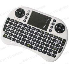 Hình ảnh Bàn phím kiêm chuột không dây UKB 500-RF Mini Keyboard (đen)