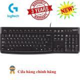 Bàn phím máy tính Logitech K120 - Hãng phân phối chính thức