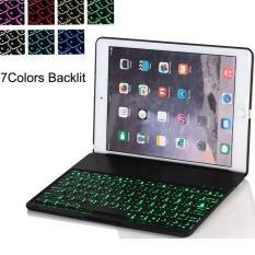Bán Ban Phim Ốp Lưng Bluetooth Cho Ipad Pro 9 7 7 Colors Led Keyboard Rẻ