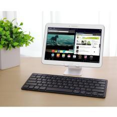 Bàn phím rời Bluetooth cho điện thoại, máy tính bảng (Đen)