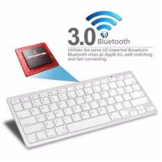 Hình ảnh Bàn phím bluetooth giá rẻ nhập khẩu sang trọng smart keyboard PKCB - 3001