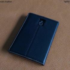 Bán Mua Trực Tuyến Bao Da Blackberry Passport Ione Lc 100 Da Bo Thật Mau Đen Đong Mở Man Hinh