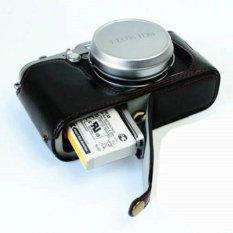 Mua Bao Da Cho Fujifilm X100S Đen Oem