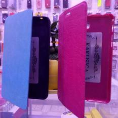 Giá Bán Bao Da Cho Samsung Galaxy Tab 4 7 Inch T230 T231 Xanh Hồng Kaku Nguyên