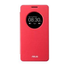 Bao Da Cho ZenFone 5 - ASUS View Flip Cover Red Giảm Cực Sốc