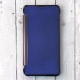 Giá Bán Bao Da Clear View Samsung Galaxy Note 5 Xanh Navy Nguyên None